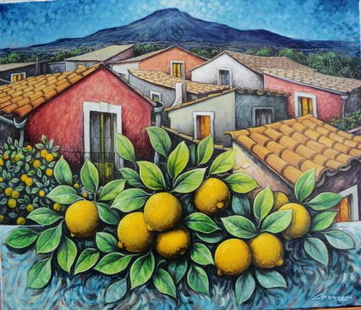 Eugenio Montale limoni