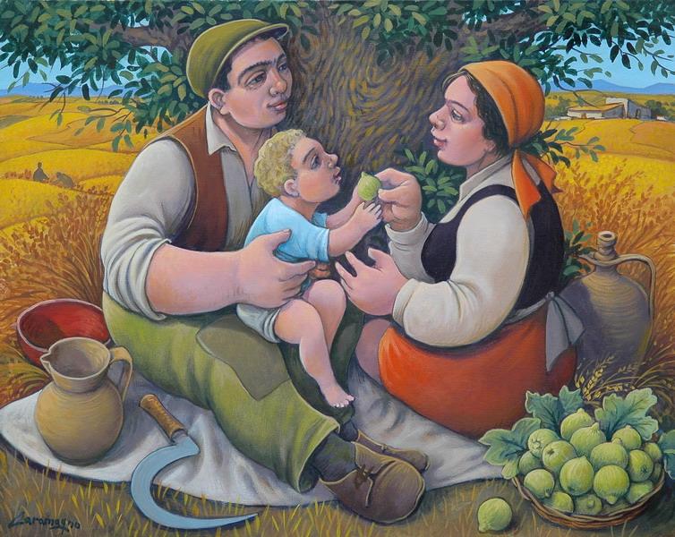 famiglia-contadina-cm-40x50_ridimensionare