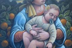 Maternità cm. 40x50