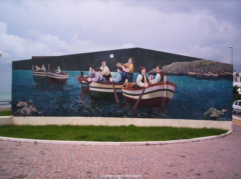 Manfredonia (FG) pescatori