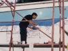 Crucoli -Murale in esecuzione
