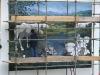 Marentino (TO) - rebus-Murale in fase di realizzazione